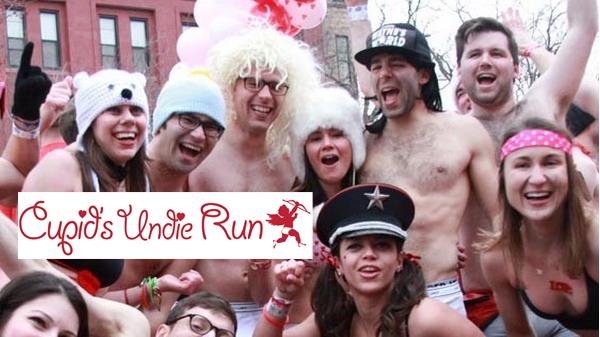 Day 42 of 365 Cupid Undie Run #365TC