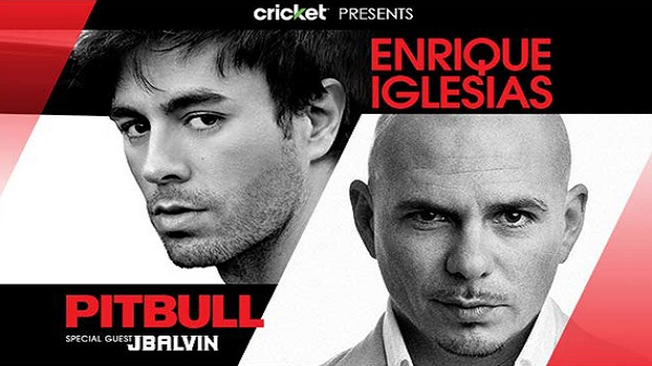 Win Tickets to Enrique Iglesias and Pitbull at the Target Center