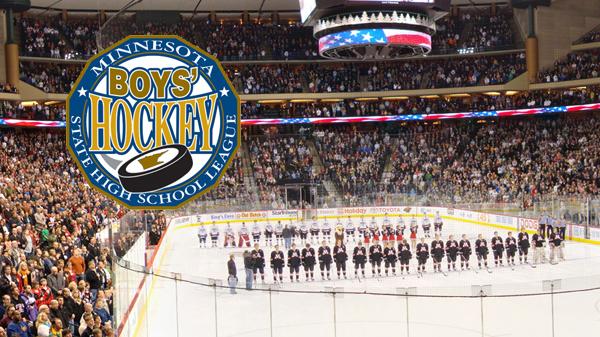 Day 61 of 365 Minnesota State Boys Hockey Tournament #365TC