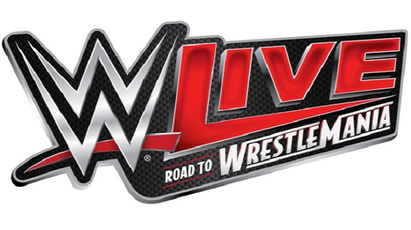 Day 65 of 365 WWE Live Road To Wrestlemania at the Target Center #365TC