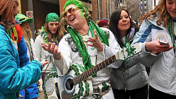 Day 70 of 365 St. Patricks Day Parade #365TC