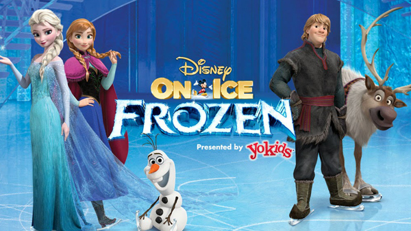 Day 76 of 365 Disneys Frozen on Ice #365TC