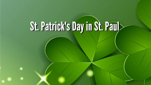 Day 69 of 365 St. Patrick's Day in St. Paul #365TC