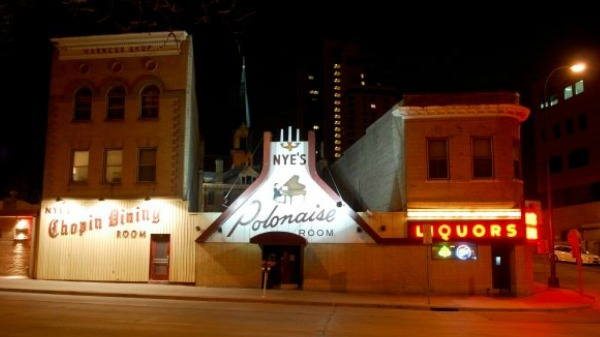 Day 94 of 365 Nye's Polonaise Room #365TC