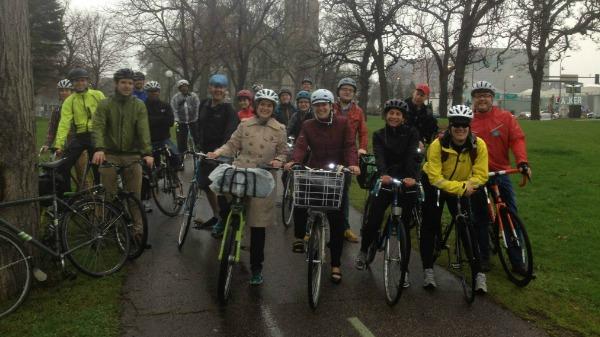 Day 134 of 365 Minneapolis Bike to Work Day #365TC