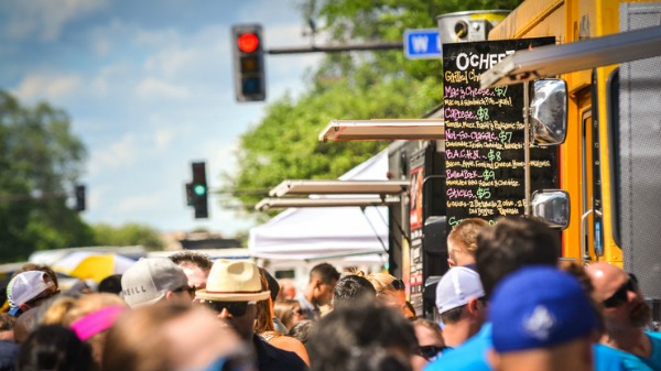 Day 173 of 365 Uptown Food Truck Fair #365TC