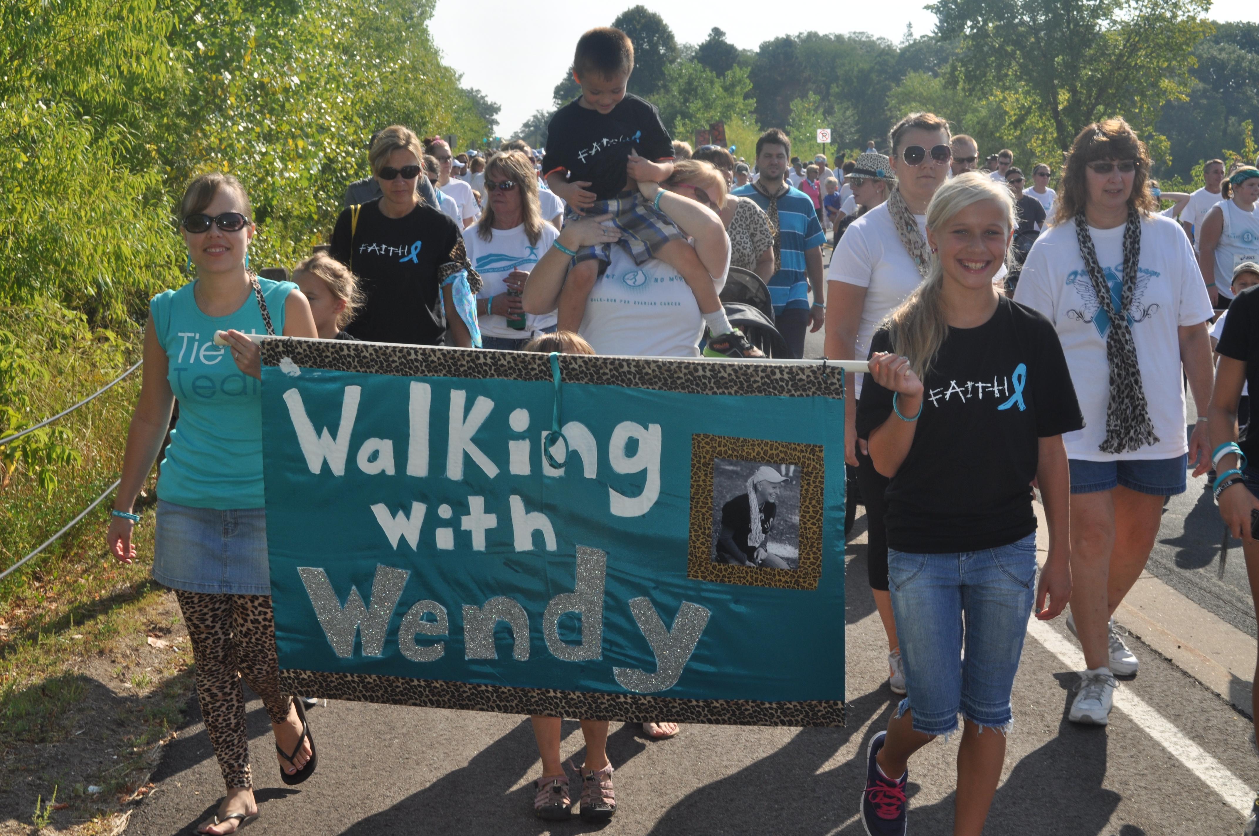 Bo Weber - Walking With Wendy