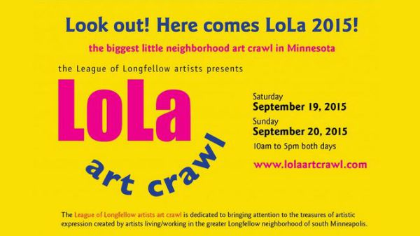 Day 260 of 365 LOLA Art Crawl #365TC