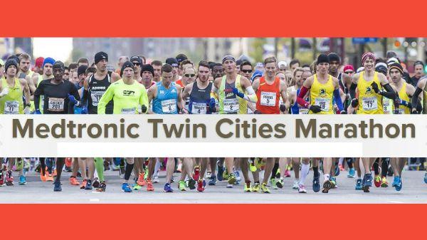 Day 268 of 365 Medtronic Twin Cities Marathon #365TC