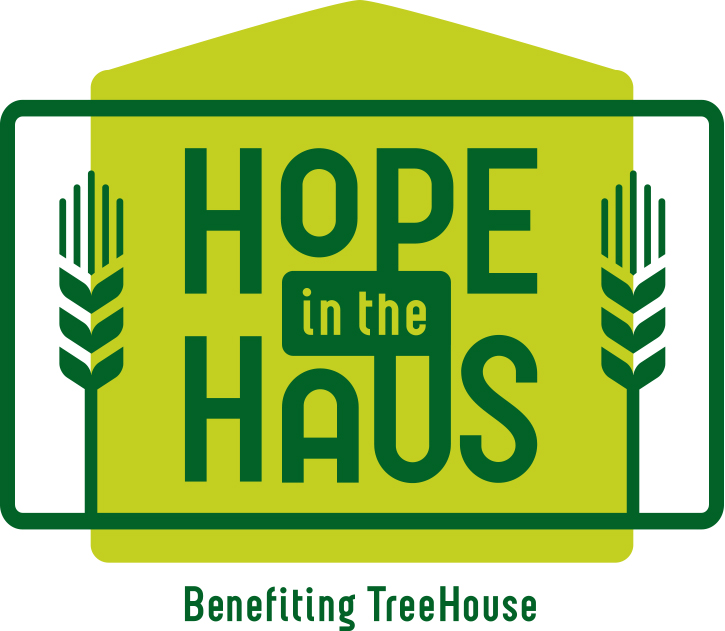 TreeHouse HOPE IN THE HAUS Happy Hour at Bauhaus Brew Labs