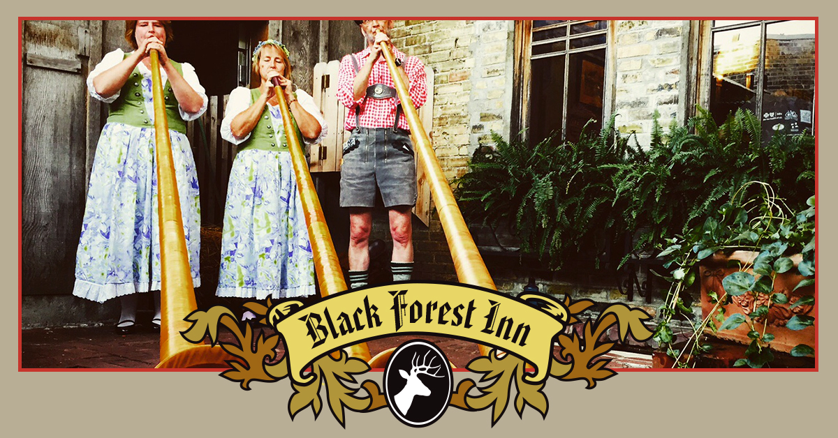 OKTOBERFEST 2017 at the Black Forest Inn