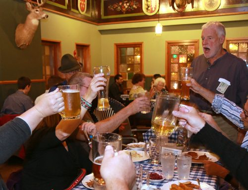 Celebrate the Holidays at the Black Forest Inn all December long