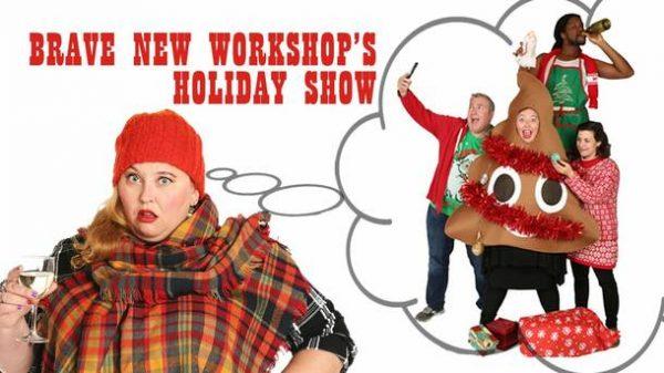 Brave New Workshop Holiday Show