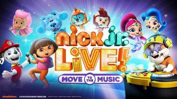 Nick Jr Live