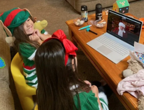 Hey Twin Cities, Santa Claus has gone Virtual this year