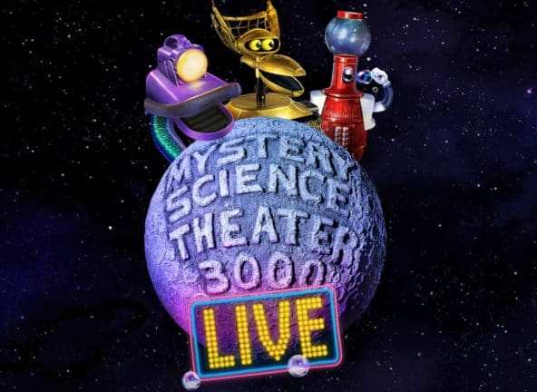 Mystery Science Theater 3000 Live Time Bubble Tour